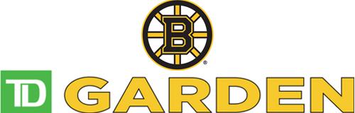 logo for Bruins / TD Garden