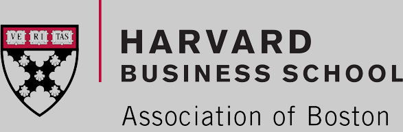 logo for Harvard Business School Association of Boston