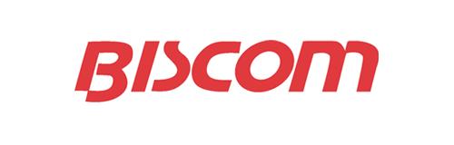 logo for Biscom