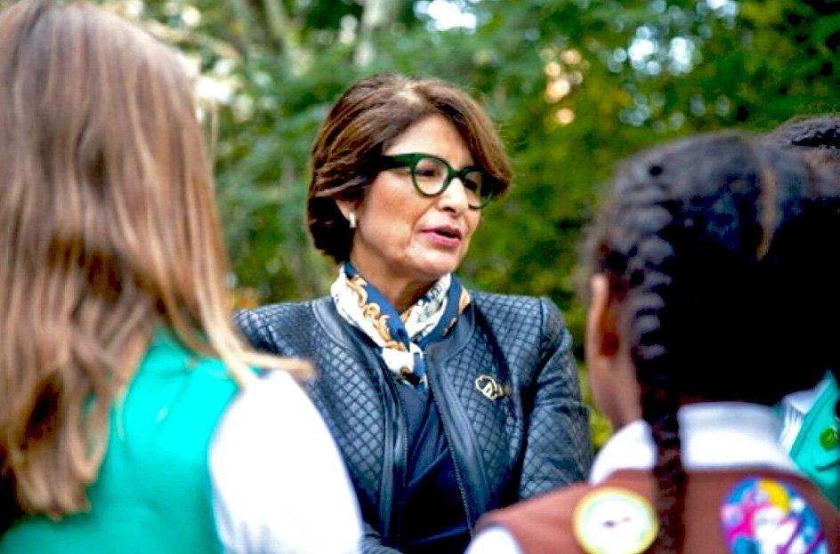 Sylvia Acevedo, CEO, Girl Scouts of USA